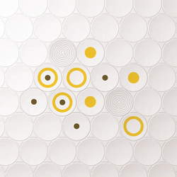 Dot - White | Wall tiles | Kale