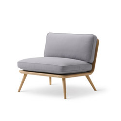 Spine Lounge Chair | Sillones | Fredericia Furniture