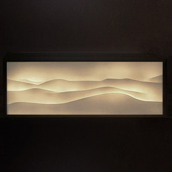 Daylight | landscape | Wall lights | Cordula Kafka