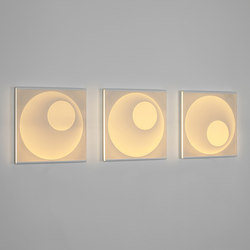 Sunmoon | Wall lights | Cordula Kafka