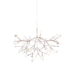 Non random pendant light iluminacin general de moooi architonic heracleum ii pendant light iluminacin general moooi aloadofball Images