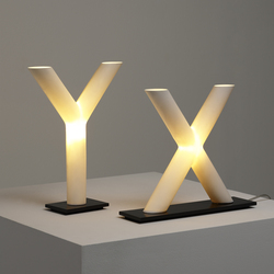 Xy table lamp | Lámparas de sobremesa | Cordula Kafka