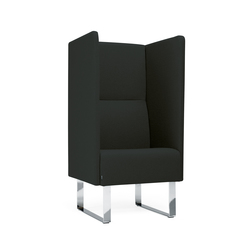 Monolite easy chair | Sillones lounge | Materia