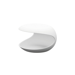 White Shell I 639 | Night stands | Zanotta