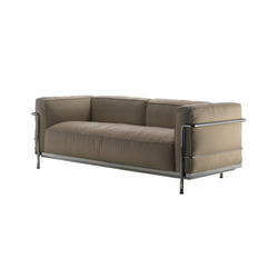 LC3 Outdoor 2-seater | Garden sofas | Cassina