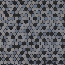 Flatline - Geometric Decor Black | Ceramic tiles | Kale