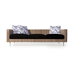 boutique manga Triple seater | Divani | moooi