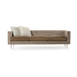 boutique medallion Triple seater | Divani | moooi