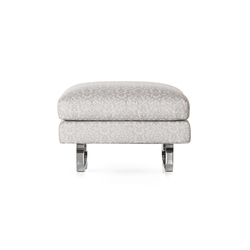 boutique silver Footstool | Pufs | moooi
