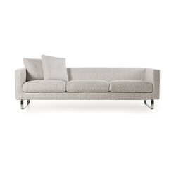 boutique silver Triple seater | Divani | moooi