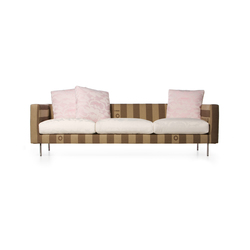 boutique naked Triple seater | Divani | moooi