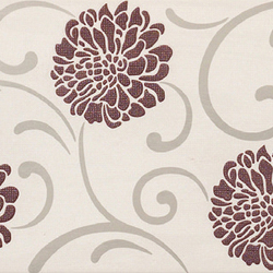 Penelope - Plum Full Decor | Ceramic tiles | Kale