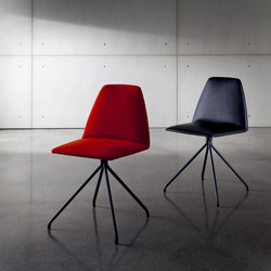 Sila Chair Trestle | Besucherstühle | Sovet