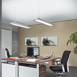 ATARO DUP 254 Suspended luminaire | General lighting | H. Waldmann