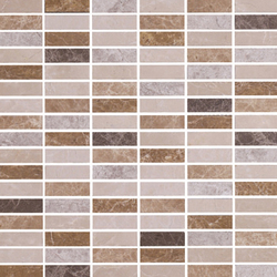 Marfil - Tawny Small Melange Polished | Floor tiles | Kale