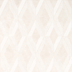 Marfil - Diamond Full Decor White | Ceramic tiles | Kale