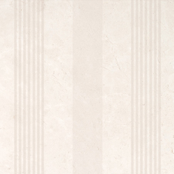 Marfil - Line Full Decor White | Ceramic tiles | Kale
