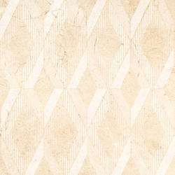 Marfil - Diamond Full Decor Cream | Ceramic tiles | Kale