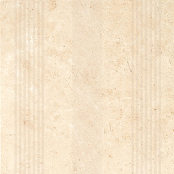 Marfil - Line Full Decor Cream | Ceramic tiles | Kale
