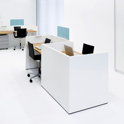 basic C Work system | Desking systems | werner works
