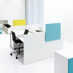 basic C Work system | Systèmes de tables de bureau | werner works