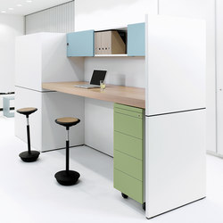 basic C Work system | Office Pods | werner works