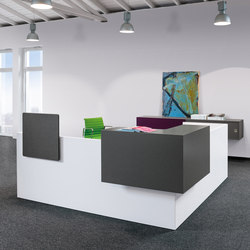 basic C Reception system | Banques d'accueil | werner works
