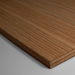 Plexwood - Panel unilateral | Chapas de madera | Plexwood