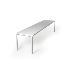 Tandem Dining Table Extension Leaf | Garten-Esstische | EGO Paris