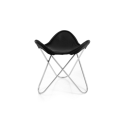 Hardoy Butterfly Chair | Hocker | Manufakturplus