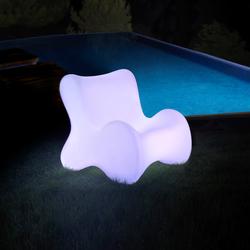 Doux butaca llum | Garden armchairs | Vondom