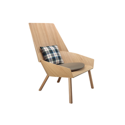 EUGENE | Lounge chairs | e15