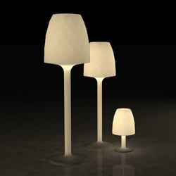 Vases lamp | LED lights | Vondom