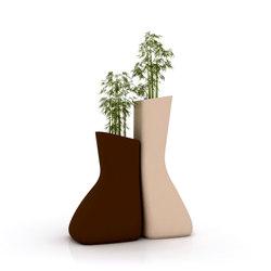 Momas twin pots | Bacs à fleurs / Jardinières | Vondom