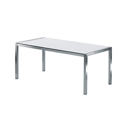 H 811 Pure table | Escritorios individuales | Hansen