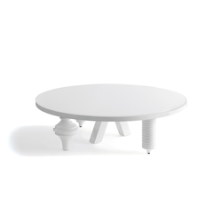 Showtime Multileg Low Table | Lounge tables | BD Barcelona