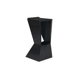 H 885 Origami black | Bar stools | Hansen