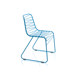 Flux Chair | Garden chairs | Magis