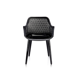 Cyborg Elegant Chair | Visitors chairs / Side chairs | Magis