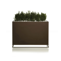 Vela Wall | Plant pots | Vondom