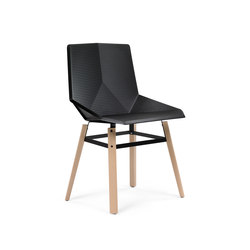Green | eco wood | Visitors chairs / Side chairs | Mobles 114