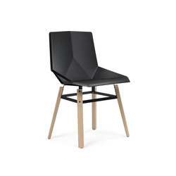 Green Eco wooden | Visitors chairs / Side chairs | Mobles 114
