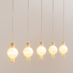 Trou pendant lamp | General lighting | Cordula Kafka