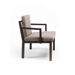 Gray | Lounge chairs | Living Divani
