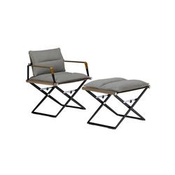 SeaX Armchair | Garden armchairs | DEDON