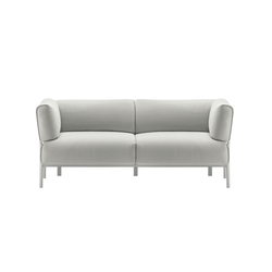 eleven 2-seater sofa 861 | Sofás lounge | Alias