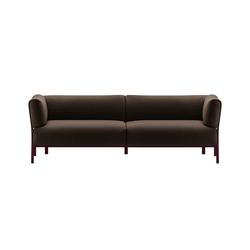 eleven 3-seater sofa 862 | Sofás lounge | Alias