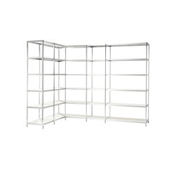 SEC45° | Office shelving systems | Alias