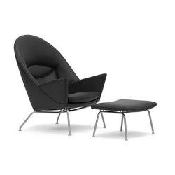 CH468 | CH446 Oculus chair | Armchairs | Carl Hansen & Søn