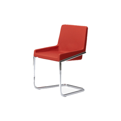 Tonic chair cantilever | Chaises | Rossin